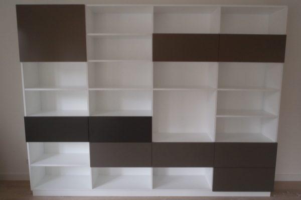 maatwerk boekenkasten