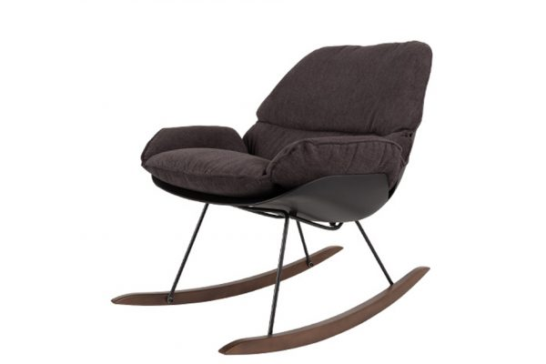 fauteuil ROCKY LOUNGE CHAIR